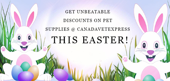 Easter discounts