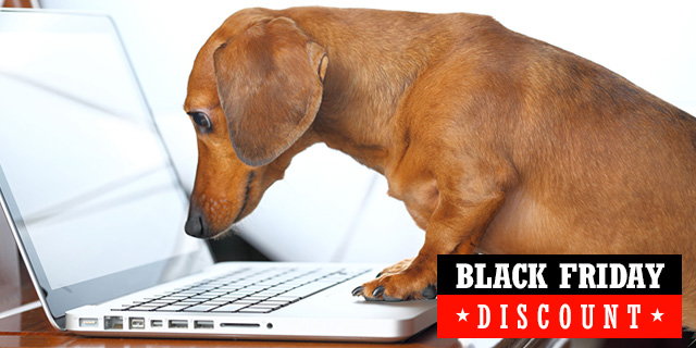 Black friday sale on pets products at canada vet express