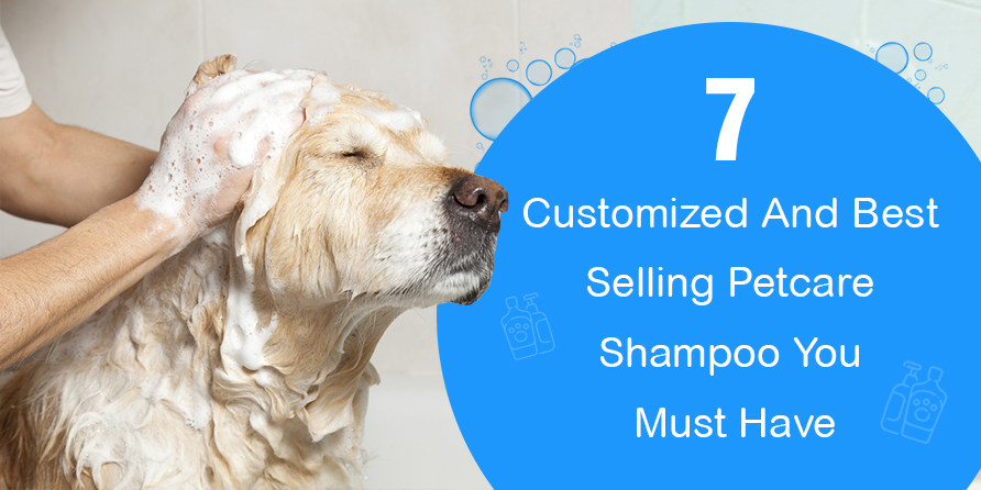 Top 7 Pet Care Shampoos For Your Pets