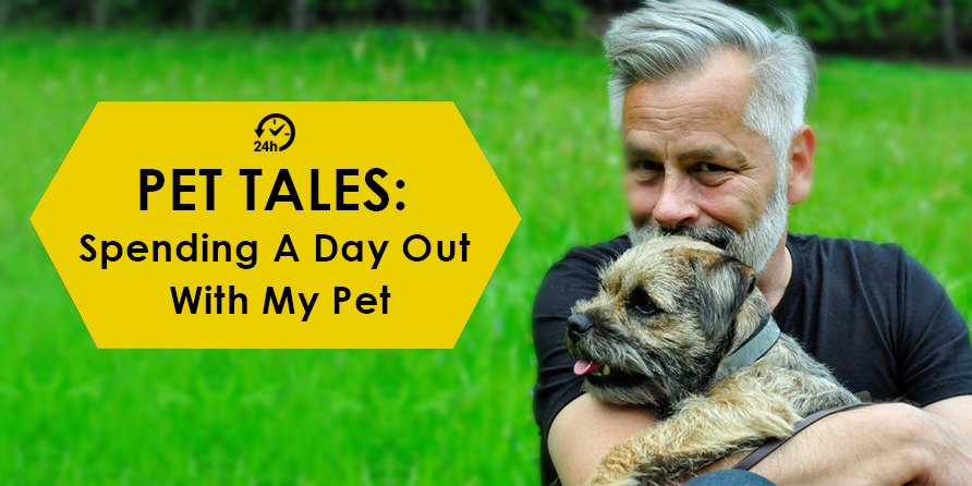 Pet Tales: Spending A Day Out With My Pet