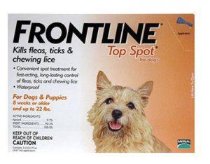 Frontline Top Spot for Dog