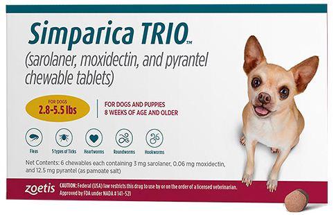 Simparica TRIO for Dogs