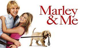 Celebrate National Dog Week -Marley & Me Best Dog Movie