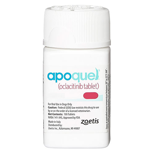 APOQUEL tablets for dog