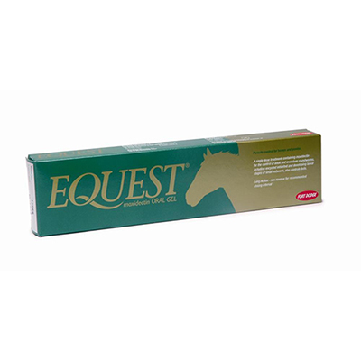 Equest Gel Horse Wormer