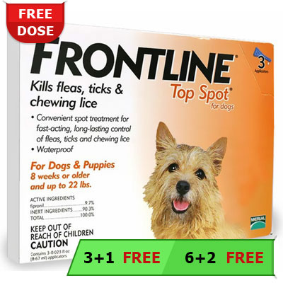 Frontline Flea Treatment For Cats Side Effects