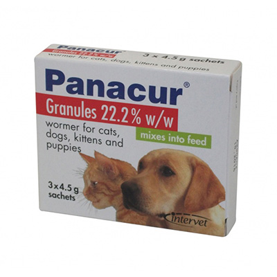 Panacur Granules 4.5 gm