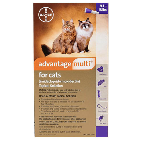 Advocate Flea And Tick For Cats