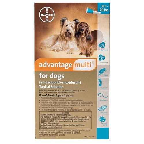 Advantage  Medium Dog Canada