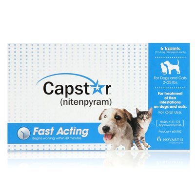 Capstar For Cats Buy Capstar Flea Tablets For Cats