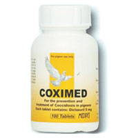 Coximed 100 Tablets