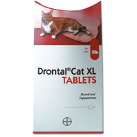 Drontal for Large Cats above 4Kg