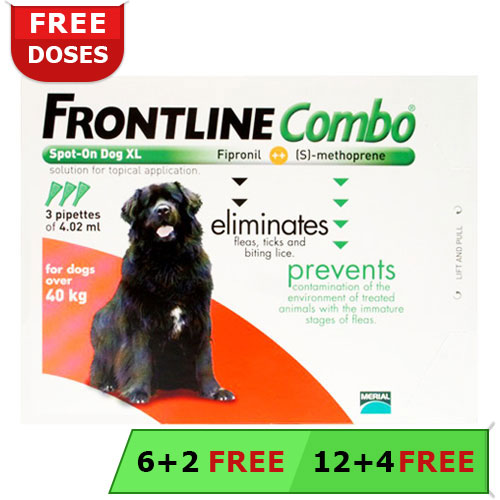 Frontline Plus For Small Dogs Review
