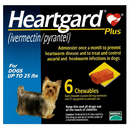 Heartgard-Plus-Chewables-for-dogs-in-California-USA