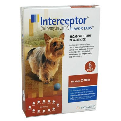 Interceptor For Very Small Dogs 2-10 lbs (Brown)