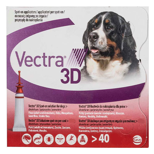 Vectra 3D For Extra Large Dogs over 88lbs