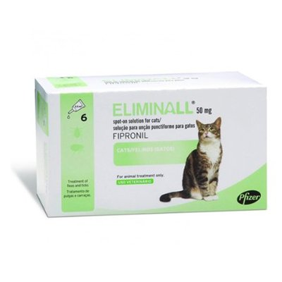 Eliminall Flea Control Spot-On  for Cats