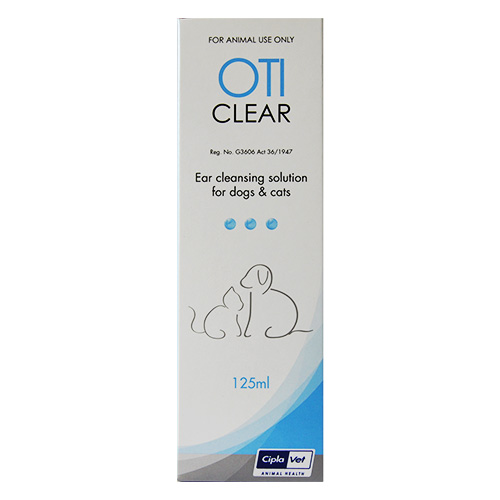 Oticlear Ear Solution