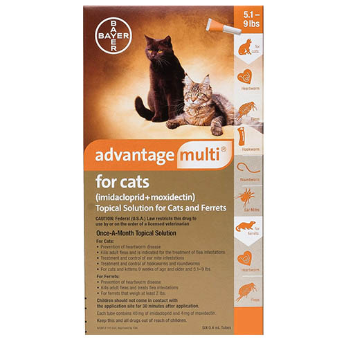 Advantage  For Dogs On Cats