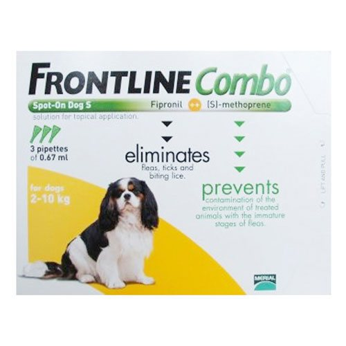 Frontline Plus Top Spot Small Dogs