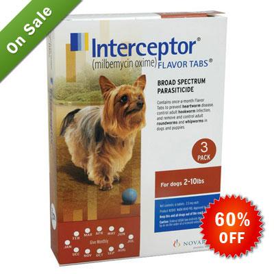 Interceptor For Dogs   Lbs