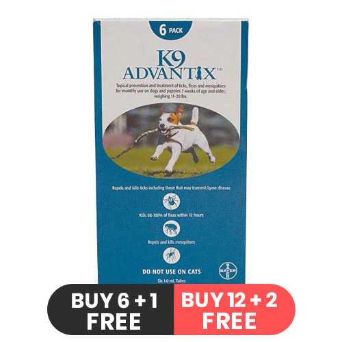 Is Advantix Safe For Small Dogs