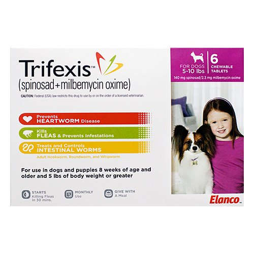Trifexis For Dogs Buy Trifexis Online Flea Amp Heartworm